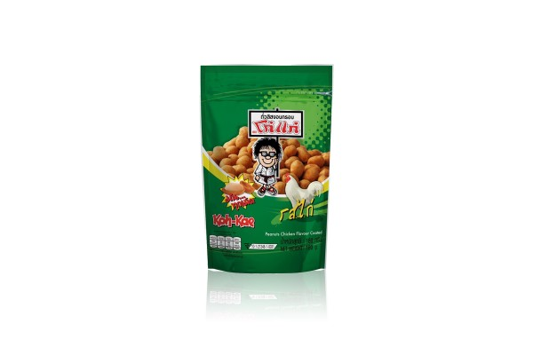 Peanuts Chicken Flavour Coated - 180 g.