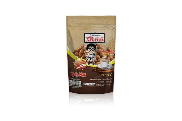 Peanuts Coffee Flavour Coated - 180 g.