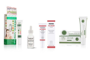Best Selling Acne Treatments from Thailand