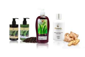 Anti Hair Loss Herbal Shampoo & Conditioner