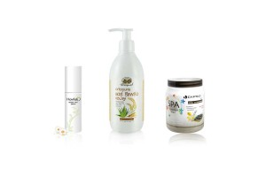 Herbal Shampoo & Conditioner for Dry, Damaged or Split Ends