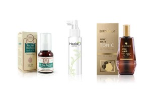 Hair Growth Serum and Tonic