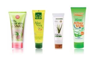Aloe Vera Gel for Facial  and Body Care