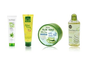 Aloe Vera Gel for Facial  and Body Care