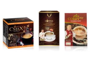 Instant Coffee with Cordyceps