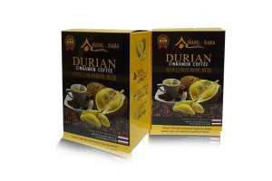 Instant Durian Coffee