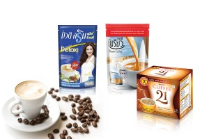 Instant Slimming Coffee