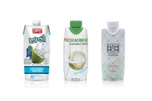 Coconut  Water or Coconut Drink, Multi Brands