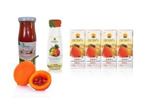 Gac Fruit Juice, Multi Brands