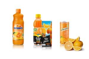 Orange Juice Drink and Orange Flavored Juice