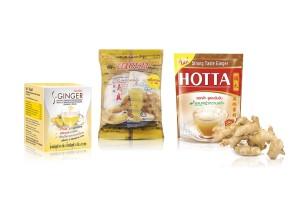 Ginger Drink, Multi Brands