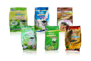 E-Wern (Diamond brand) Bubble Tea Powder with A Variety of Flavors