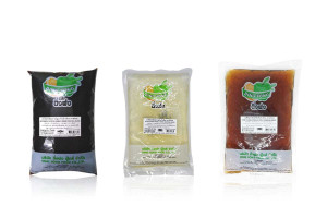 DING FONG Konjac Jelly Balls in Various Flavors