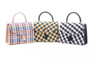 Women Fabric Handbag