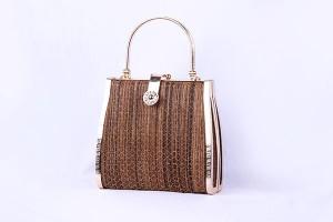 Hand-Woven Women Handbag