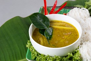 Fish Curry Sauce or 'Nam Ya'
