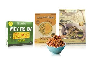 GRANOVIBES Granola in Different Types & Flavors