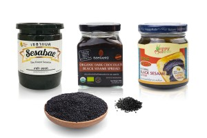 Products Made with Black Sesame