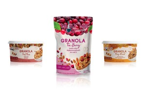 DAILY ME Granola in Variety of Flavors
