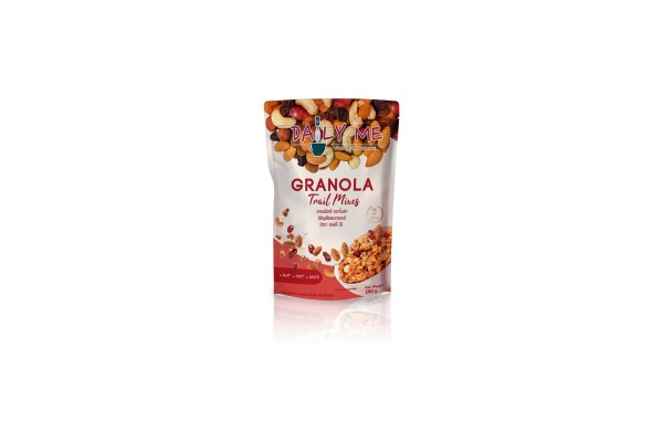 DAILY ME Granola, Trail Mix - 250 g