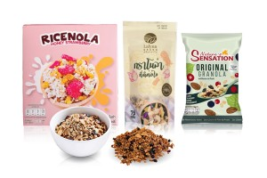 Granola from Many Different Brands