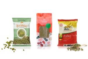 Mung Beans & Hulled-Split Mung Beans