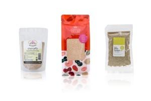 Black Sesame, White Sesame & Perilla Seeds