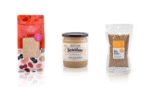 Products Made with White Sesame