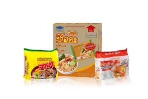 Halal Instant Noodle