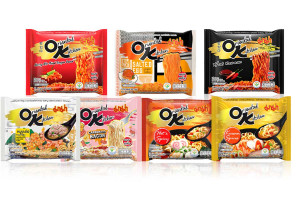 MAMA Oriental Kitchen, Variety of Flavors