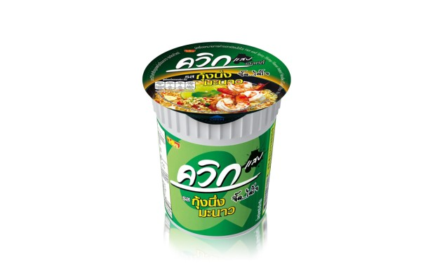 Hot and Spicy Shrimp Flavor Quick Zabb