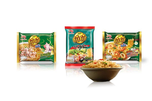YUMYUM Instant Noodles with Variety of Flavors