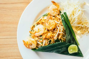 Ready-to-Cook Pad Thai or Pad Thai Meal Kit