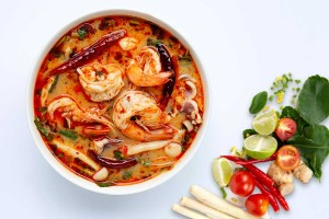 Ready-to-Cook Tom Yum Spices or Meal Kit