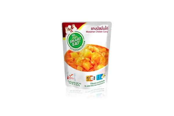 Mussaman Chicken Curry