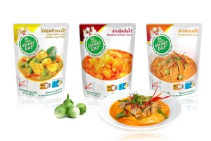 Smart Eat Brand Ready-to-Eat Thai Menu
