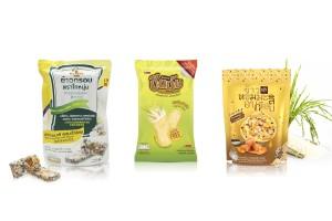 Jasmine Rice Snacks