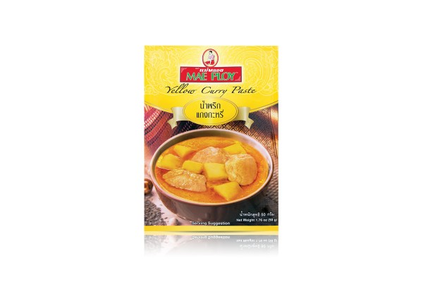 MAE PLOY Yellow Curry Paste - 50 g