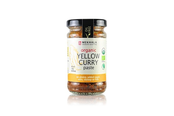 MEKHALA Yellow Curry Paste - 100 g