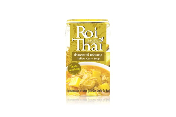 ROITHAI Yellow Curry Paste - 250 ml