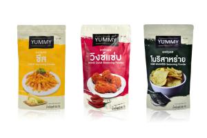 YUMMY, Sprinkle Seasoning Powder in Variety of Flavors, Varsatile, Best-Selling & Affordable