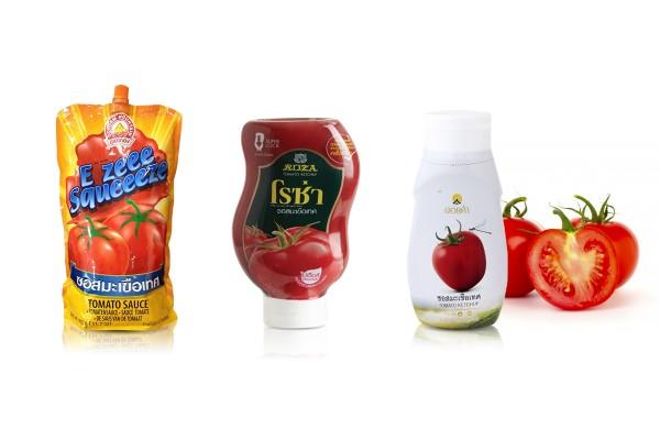 Ketchup and Tomato Sauce