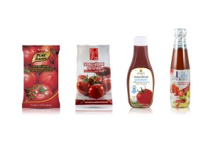 Ketchup or Tomato Sauce