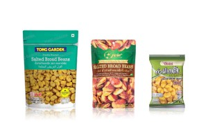 Broad Bean Snacks, Multiple Brands