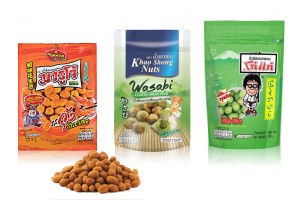 Coated Peanut in Assorted Flavors