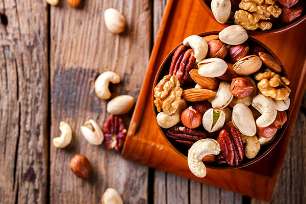 Mixed Nuts & Beans