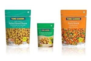 Tong Garden Bean & Nut Snacks