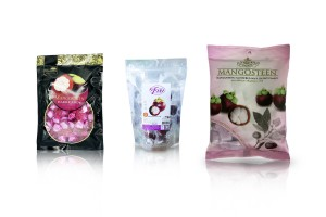 Mangosteen Candies and Toffees