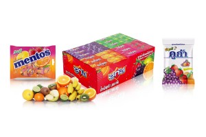 Mixed Fruits Candies and Toffees