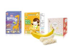 Other Snacks Made with Banana or Banana Flavor